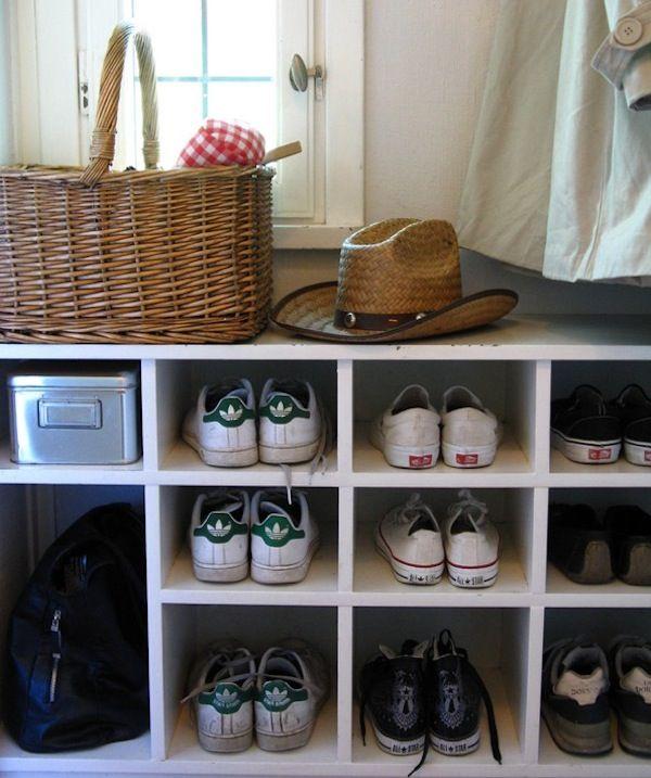 1000+ ideas about Shoe Storage Solutions on Pinterest | Shoe ...