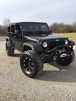 2013 jeep rubicon wrangler unlimited