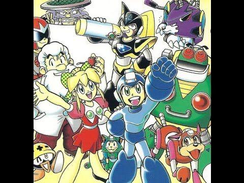 Rockman/Mega Man: Roll Valentine Day(Roll´s theme) manga english