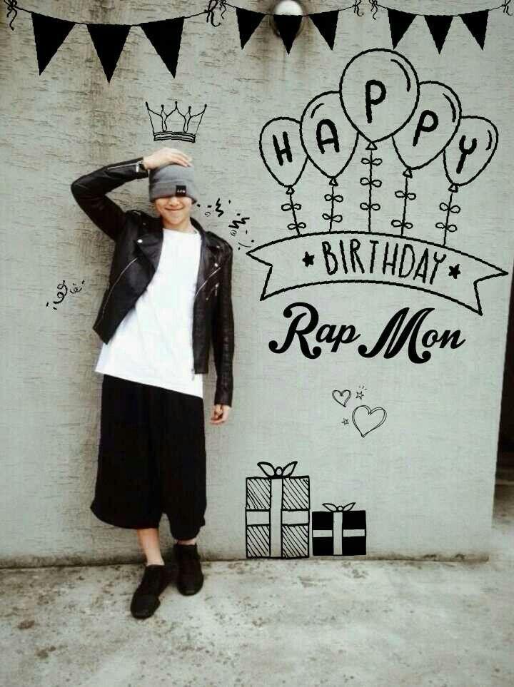 rm birthday BTS RM birthday | BTS RM | BTS, Namjoon, Te amo rm birthday