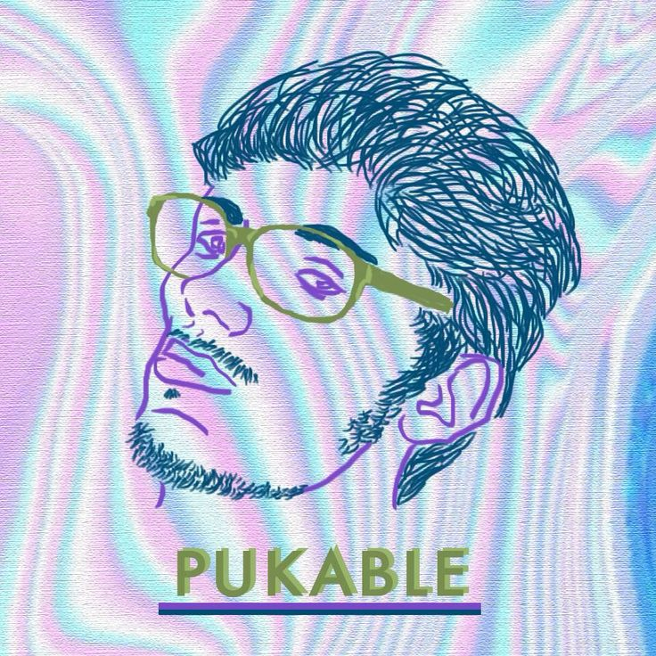 Tiago aka Pukable by Rita Pereira 2016 Illustration