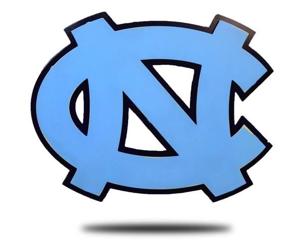 Your favorite University of North Carolina logo turned into a work of art! Each piece of artwork is a perfect combination of modern, 3D metal construction and