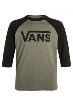 Vans - Longsleeve - heather olive/black24,95