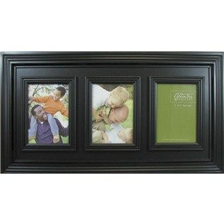 Green Tree Gallery 5 Quot X 7 Quot Black Collage Frame With 3