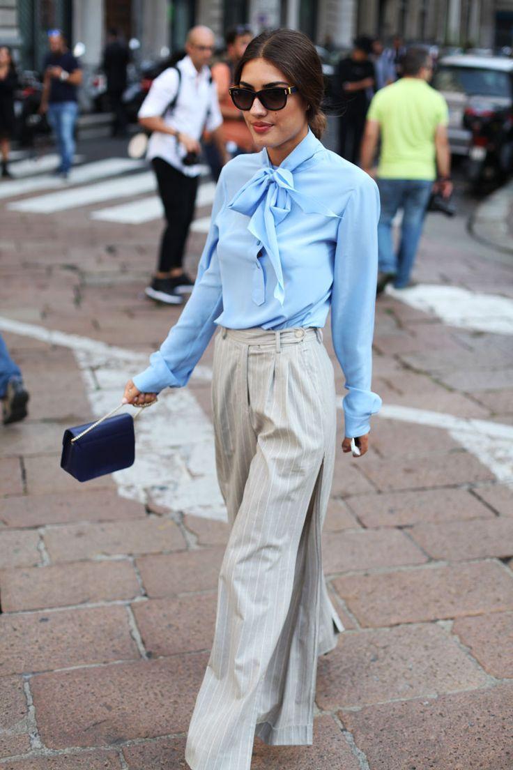 streetstyle milano fashion week 2014 GORGEOUS look