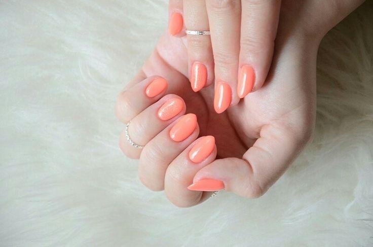 132 Orange Lollipop