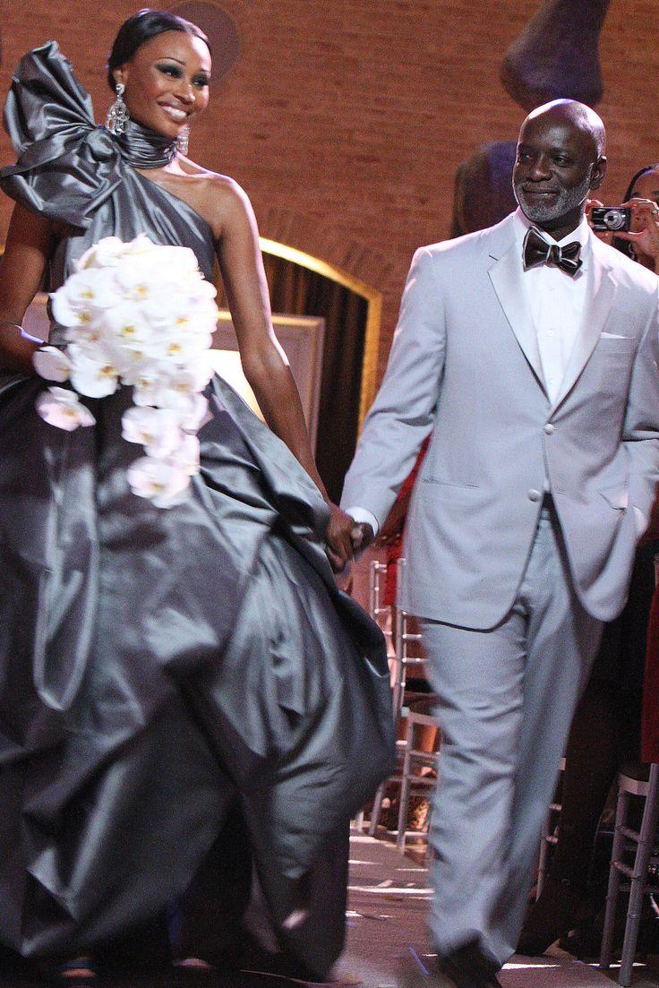 Bravo's Wedding Album Cynthia bailey, Celebrity weddings