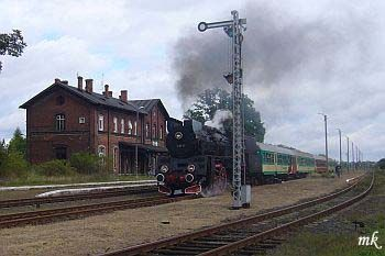 "Pociąg turystyczny ""Piorun"". 2012."