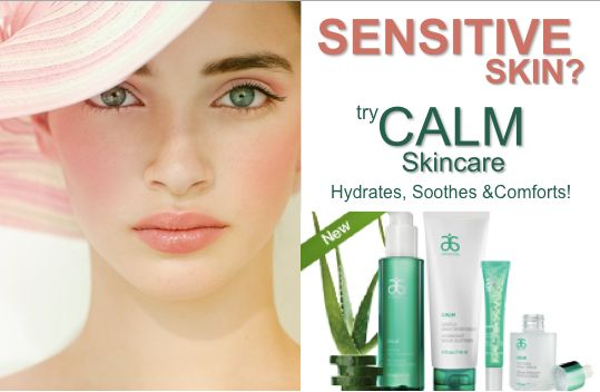 Arbonne is introducing a NEW Product line called Calm.