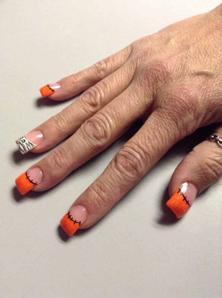Halloween-Nägel   – Nails