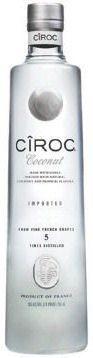 Liquorama - Ciroc Coconut Vodka 750ml, $27.99 (http://www.liquorama.net/ciroc-coconut-vodka-750ml.html/)