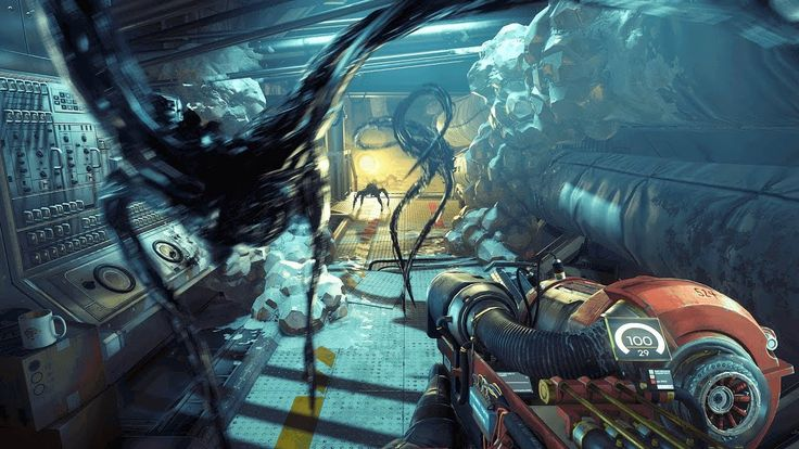 Prey  Xbox One X Gameplay Prey 2017 is a first-person shooter video game developed by Arkane Studios and published by Bethesda Softworks. The game was released worldwide on 5 May 2017 for Microsoft Windows PlayStation 4 and Xbox One. In Prey the player c