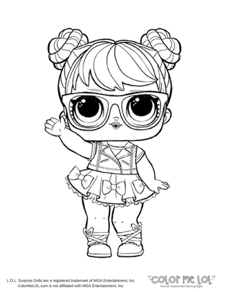 Lol Unicorn Coloring Page - youngandtae.com | Unicorn ...