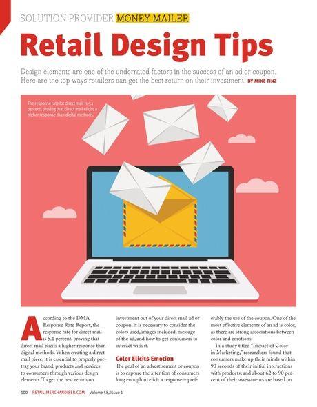 Retail Design Tips.
