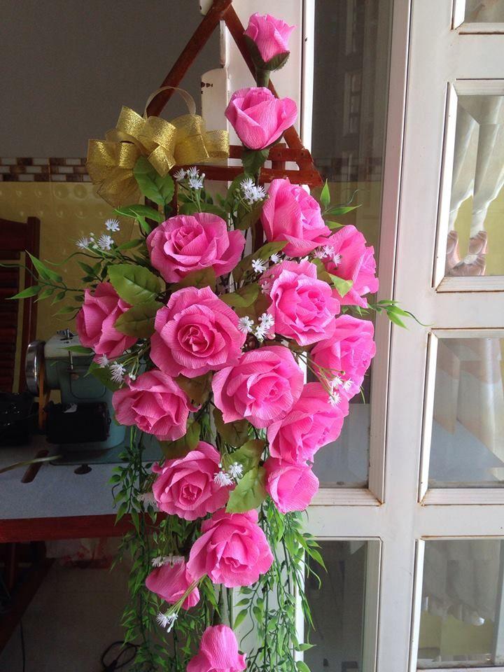692 best Paper Flowers images on Pinterest | Paper flowers, Diy ...