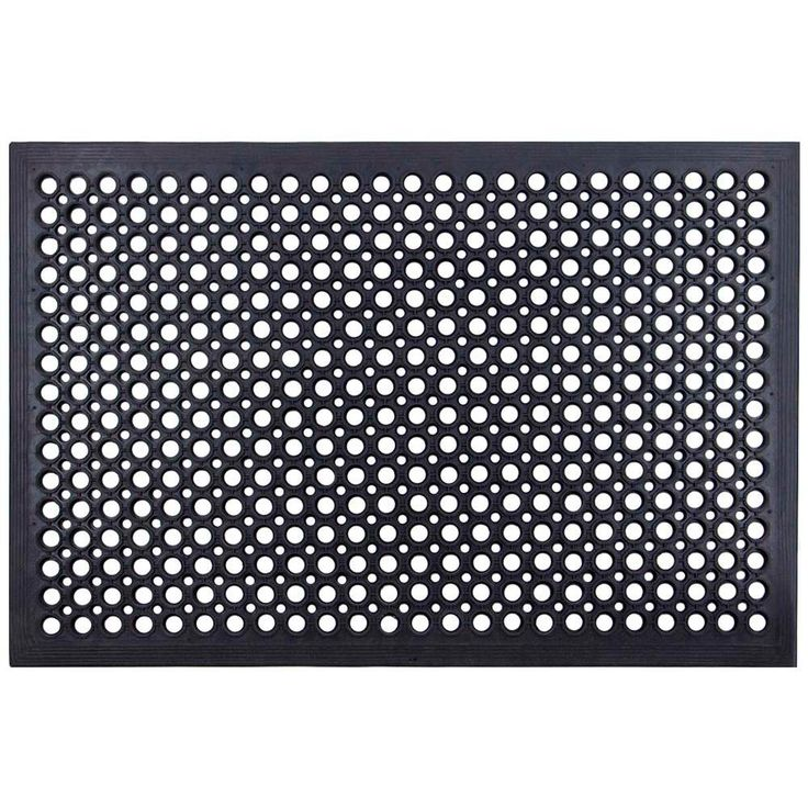 TrafficMASTER Drainage 24 in. x 36 in. Commercial Door Mat