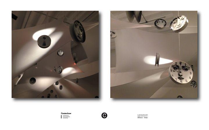 Mostra Piero Fornasetti - Triennale di Milano
