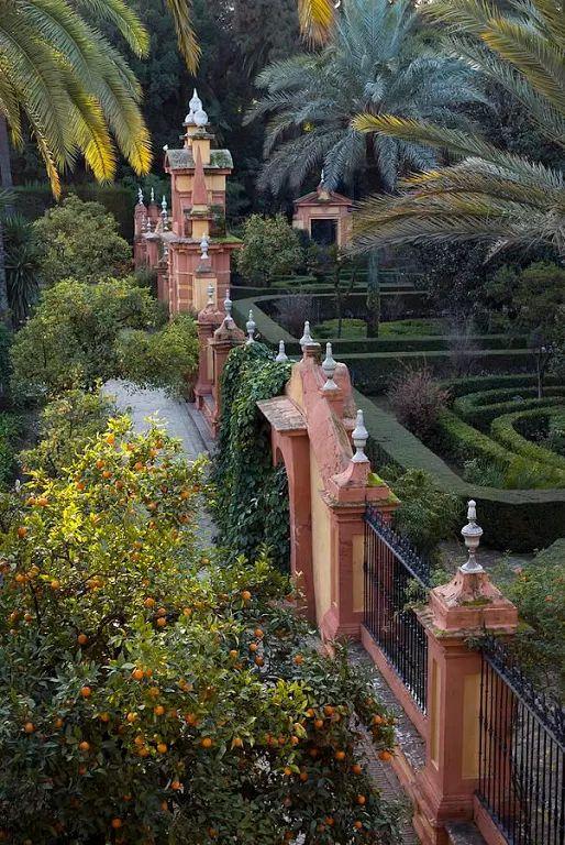 Real Alcázar, Sevilla, Andalucía, España