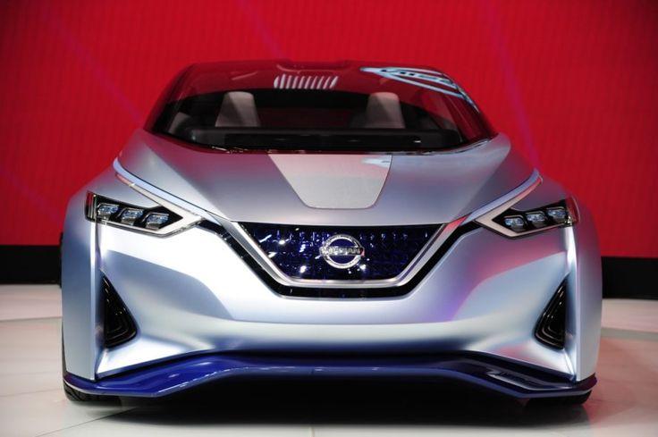 Nissan's 340-mile-range electric car | Inhabitat - Green Design, Innovation, Architecture, Green Building