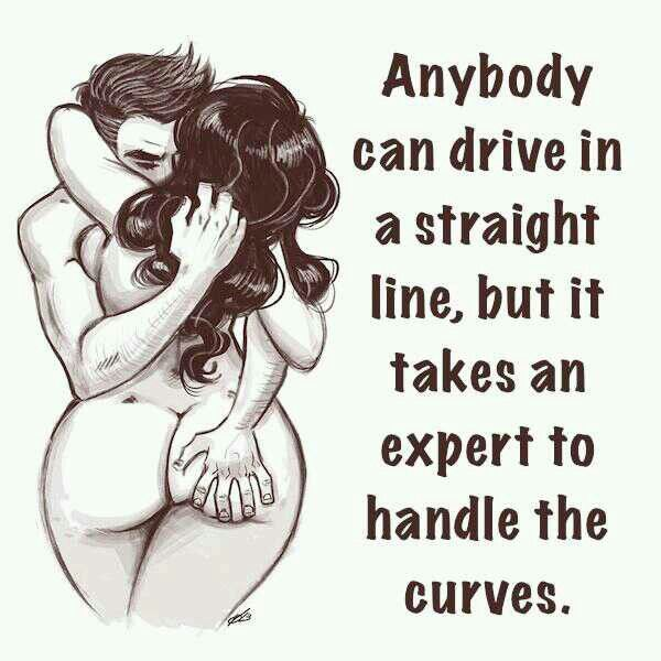 love my curves, even if they are pretty minimal, I embrace and love them...Ω