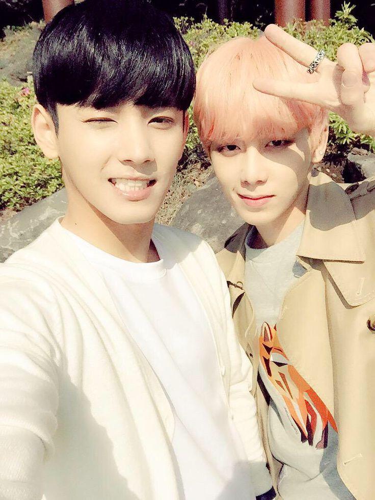 Seyong and Chaejin