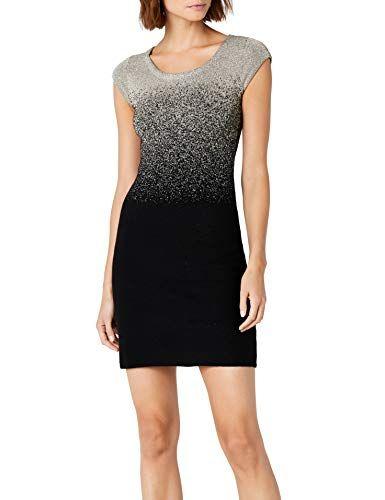 ce0018e9fc51 Desigual Vest Heather Vestito Donna Nero (Negro 2000) X-Large ...