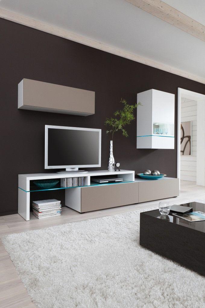 best 10+ wohnwand weiss ideas on pinterest | wohnzimmer-akzente