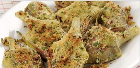 La ricetta dei carciofi gratinati al forno | Ultime Notizie Flash