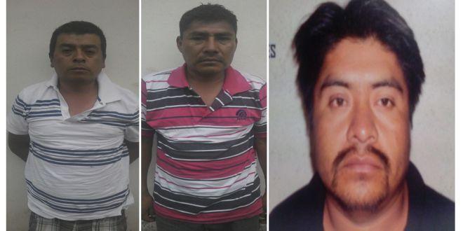 Oaxaca Digital   Detenida banda de roba autos cuando desvalijaban vehículos
