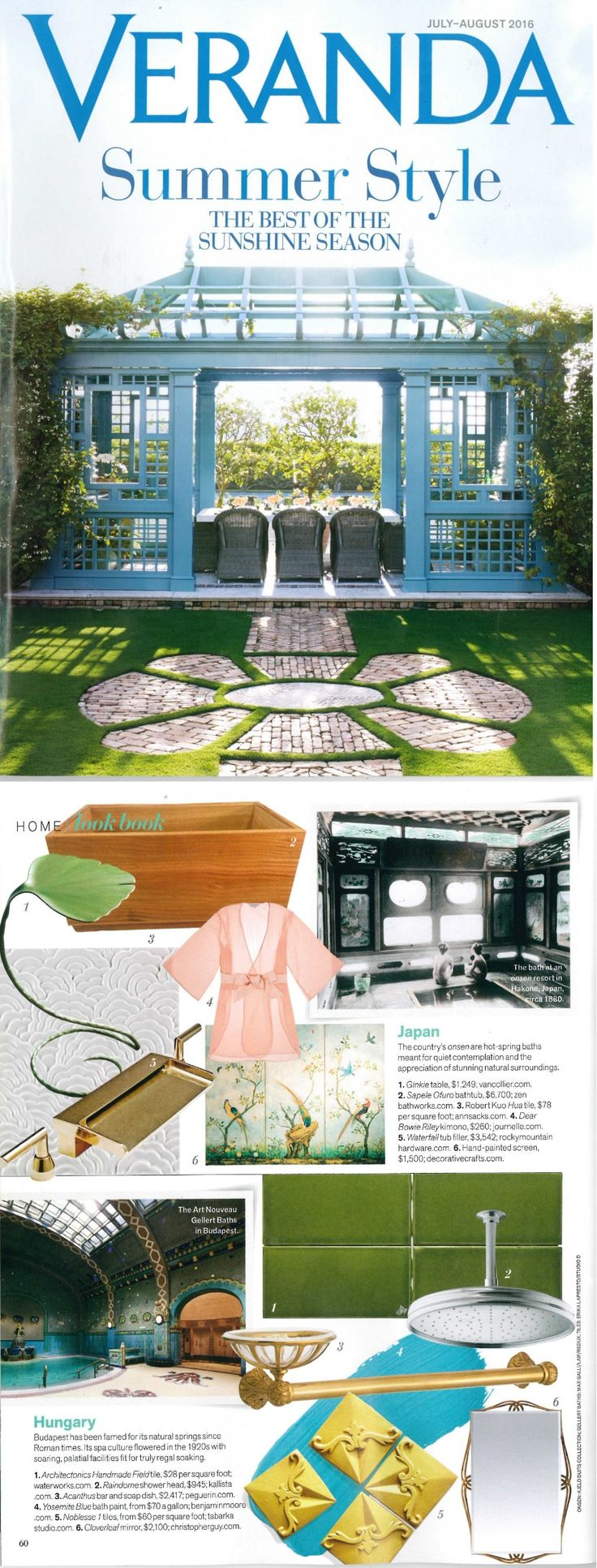 #ChristopherGuyu0027s Cloverleaf Mirror Featured In @verandamagDiscover  Cloverleaf Http://www.christopherguy Part 66