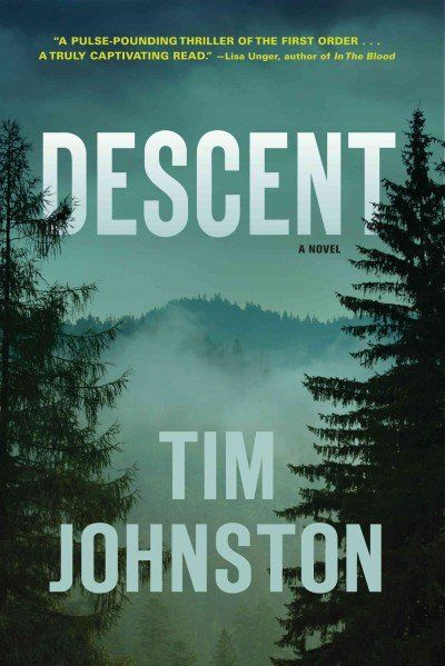 Descent:  One summer morning while vacationing with her family in the foothills of the Rockies, a young girl, a high-school athlete in her senior year, goes out for a run in the higher altitudes — and disappears.