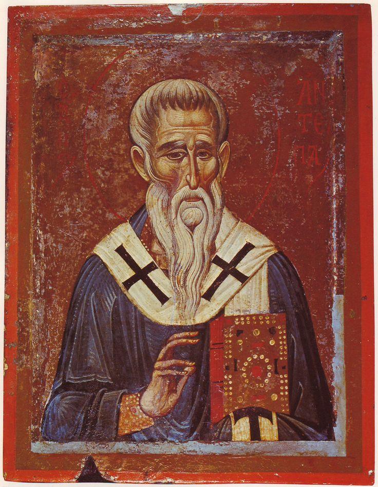 St. Hieromartyr Antipas of Pergamum