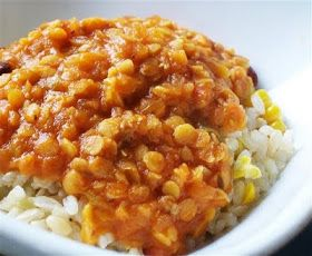 Quirky Cooking: Lentil Bolognese