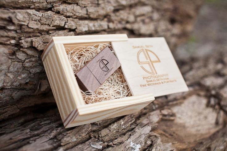 New Boutique Packaged USB Drives