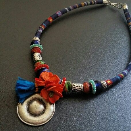 Otantik  kolye  - ethnic  necklace