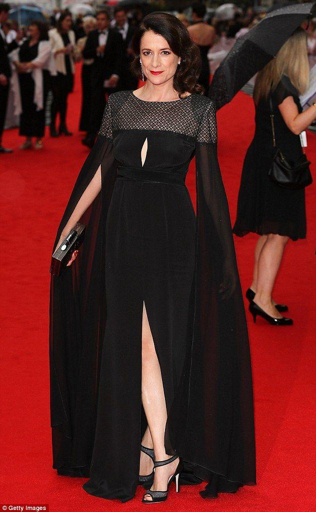 BAFTA Downton Abbey Tribute 2015   Raquel Cassidy (Baxter)