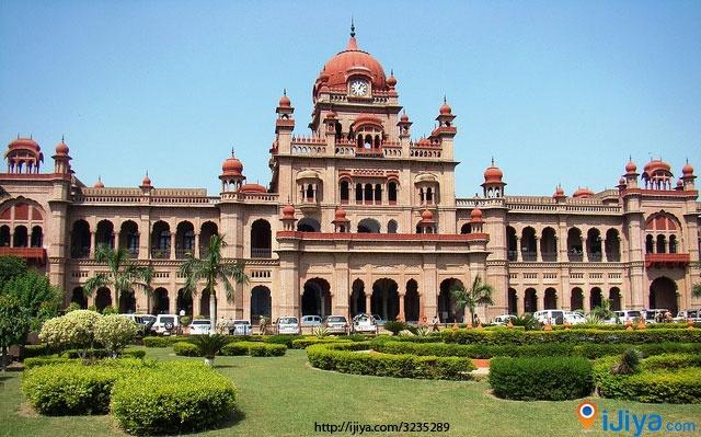 Khalsa College, Amritsar  ** A historic educational institution.   @ http://ijiya.com/3235289