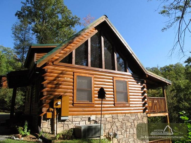 Hill haven is a 3 bedroom cabin located in black bear falls gatlinburg tn http www - Bedroom cabins in gatlinburg ...