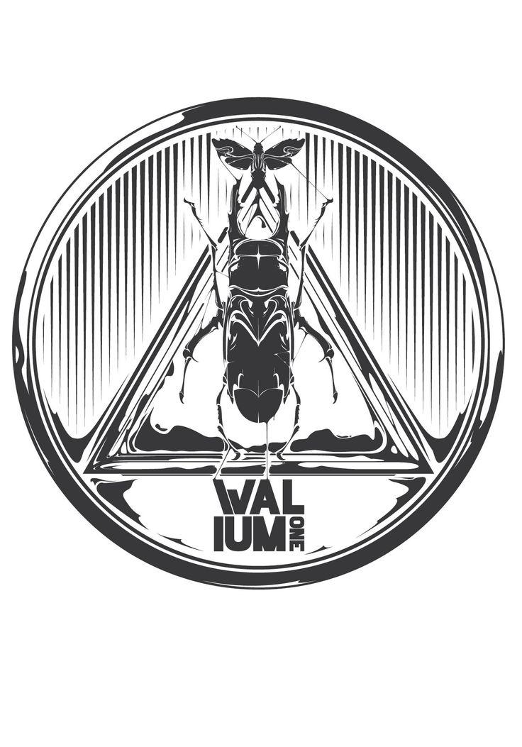 Valium Clothing // Graphic vector   -scarab #Valium_one #Graphic #Graphic_vector #Street_wear