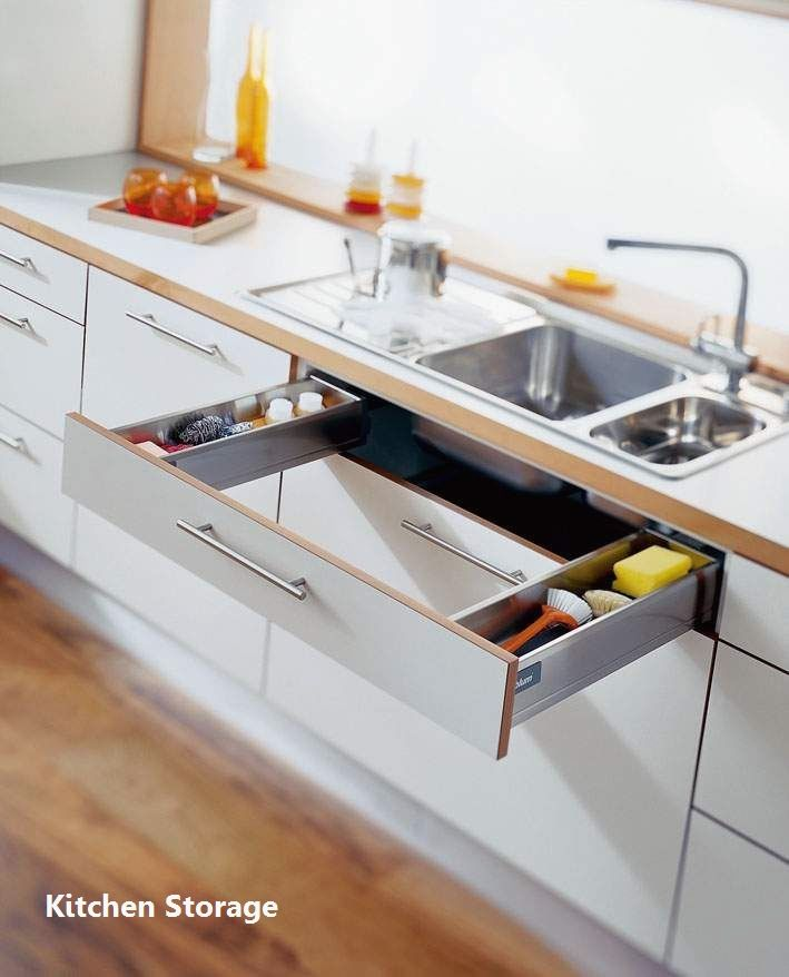 10 Diy Great Kitchen Storage Anyone Can Do 10 Diy Great Kitchen Storage Anyone Can Do 1 Diy Crafts You Home Design Kitchen Remodel Small Kitchen Design Small Kitchen Cabinet Storage