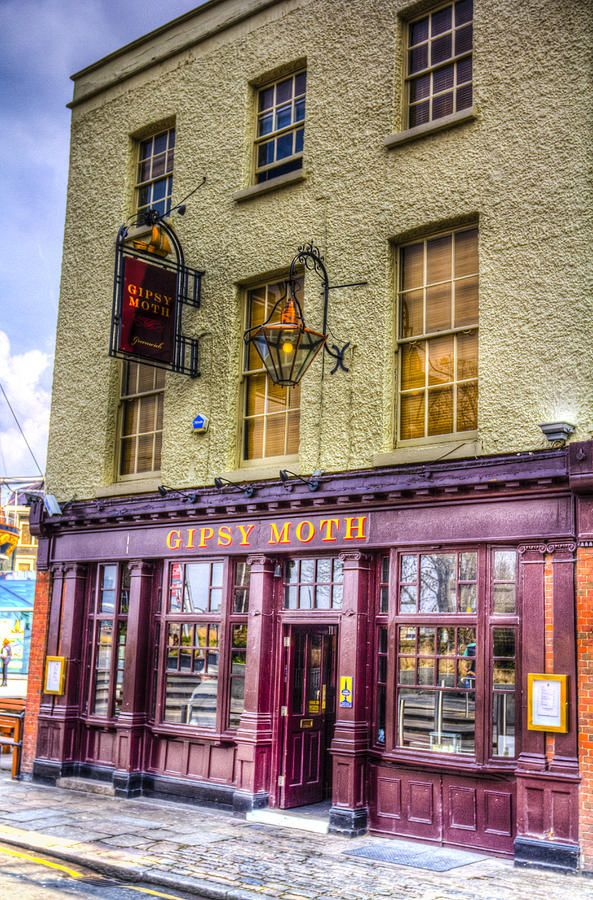 Gipsy Moth Pub, Greenwich, London