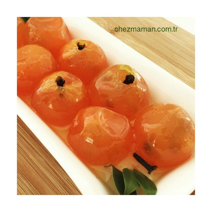 Mandalina Reçeli- Mandarin Jam