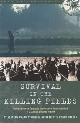 Survival in the Killing Fields by Haing Ngor. A harrowing account by Haing Ngor, the Cambodian actor who played translator Dith Pran in the film, The Killing Fields. Haing Ngor's experience echoed that of Dith Pran's. This book is not for the faint hearted but a must for those wishing to understand the reality of the holocaust of the Khmer Rouge years. Haunting.