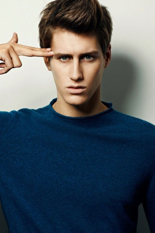 Jean Baptiste Maunier... so French.. I just can't