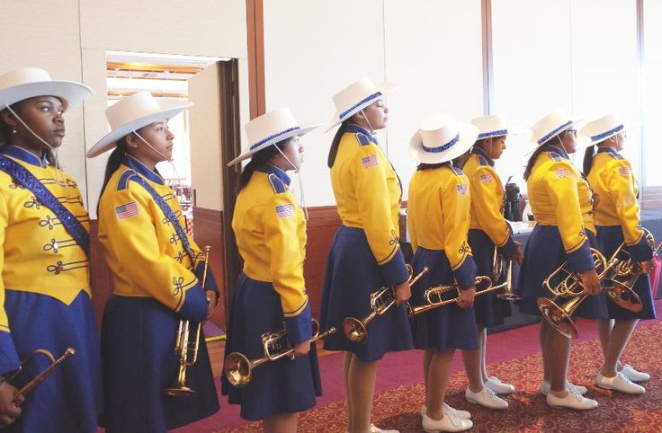 Cathedral High School Marching Band