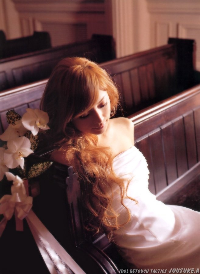 One of my favorite Ayu pics.