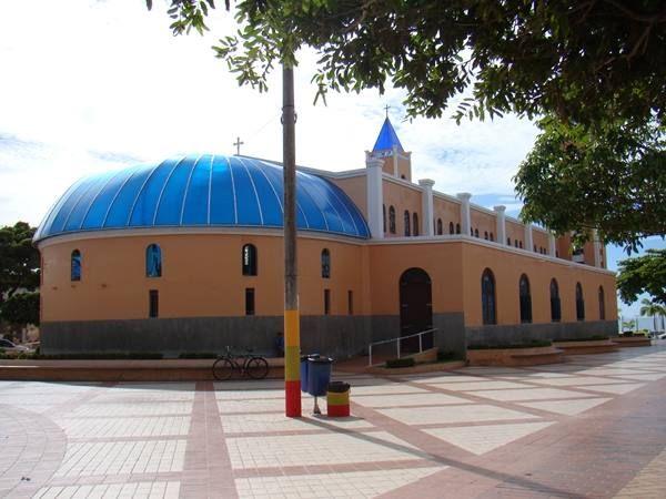 Igreja matriz de Paracuru-CE.
