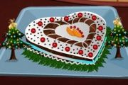 Yılbaşı Pastası - http://pasta.oyunlari.net