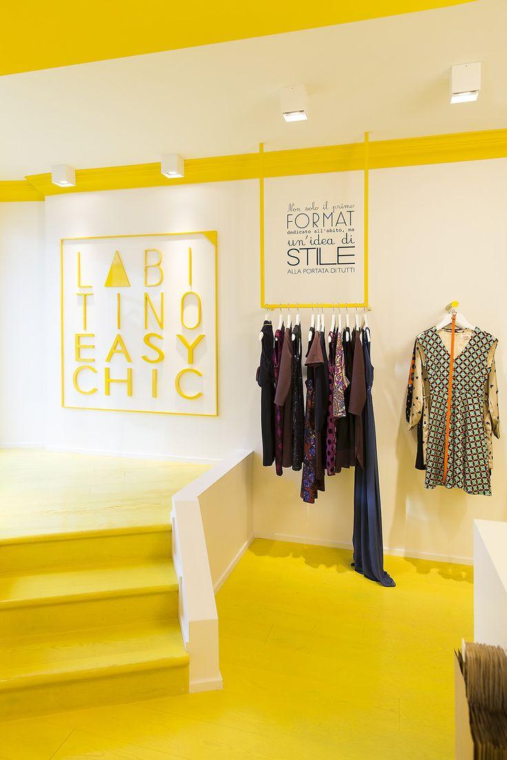 #viasantasofia #milano #labitino #easychic #labitinoeasychic #store