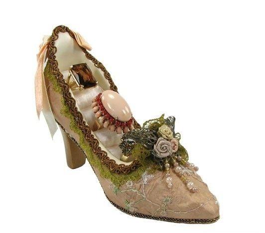 Shoe Lace Ornaments